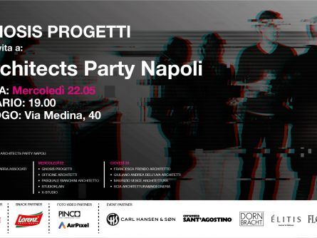 ARCHITECTSPARTY: UN CAMPARI IN TERRAZZA DA GNOSIS
