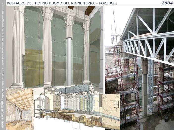 Dopo il cemento nuova architettura in campania for Studi di architettura napoli